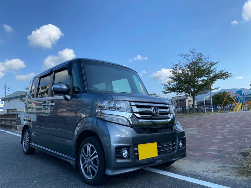 ホンダ N-BOX(軽自動車)