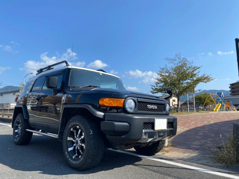 トヨタ FJクルーザー(乗用車)